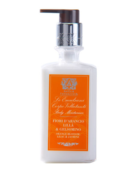 Orange Blossom Body Moisturizer