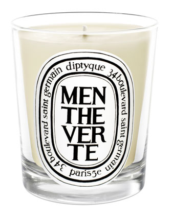 Menthe Verte Scented Candle