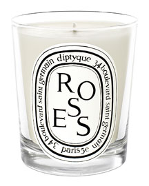 Roses Scented Candle, 190g