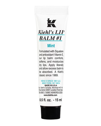 Mint Lip Balm, .5 oz.