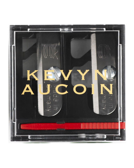 Kevyn Aucoin The Pencil Sharpener