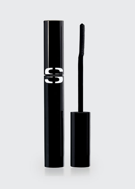 Mascara So Intense Fortifying Volumizing Mascara - Deep Black in 1 Deep Black
