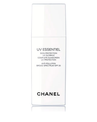 UV ESSENTIEL Complete Sunscreen UV Protection Anti-Pollution Broad Spectrum SPF 20