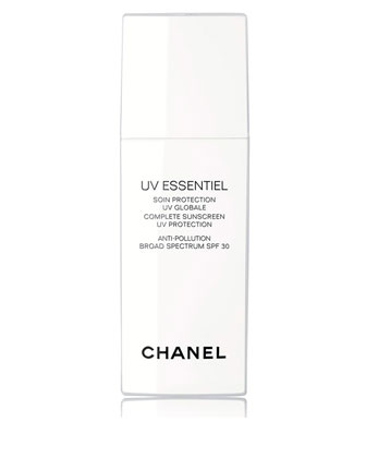 UV ESSENTIEL Complete Sunscreen UV Protection Anti-Pollution Broad Spectrum SPF 30