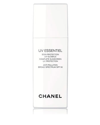 UV ESSENTIEL Complete Sunscreen UV Protection Anti-Pollution Broad Spectrum SPF 50