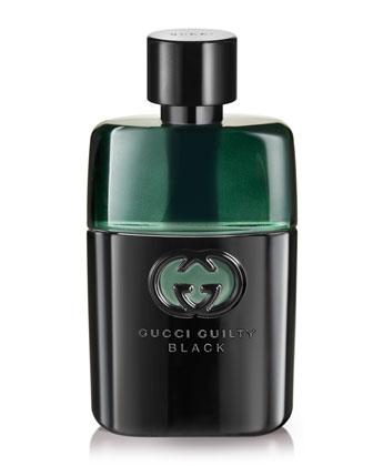 Gucci Guilty Black Pour Homme, 1.6oz