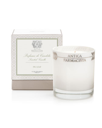 Round Fig Candle, 9 oz.