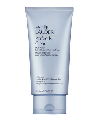 Perfectly Clean Foam Cleanser & Purifying Mask