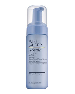 Estee Lauder Perfectly Clean Triple-Action Cleanser, Toner & Makeup Remover