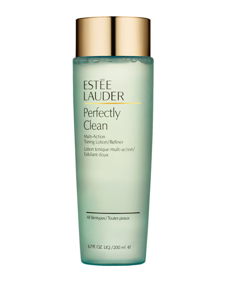 Estee Lauder Perfectly Clean Multi-Action Toning Lotion/Refiner,