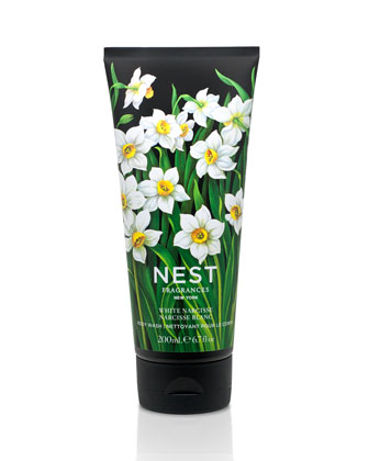 White Narcisse Body Wash, 200ml