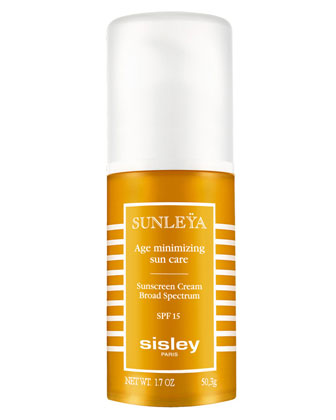 Sunleya Age Minimizing Sunscreen Cream Broad Spectrum SPF15