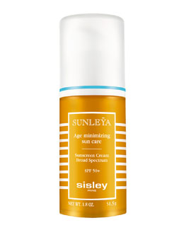 Sisley-Paris Sunleya Age Minimizing Sunscreen Cream Broad Spectrum SPF 50