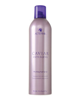 Caviar Anti-Aging Working Hairspray, 15.5 oz.