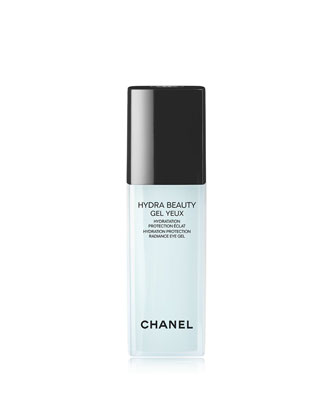 CHANEL HYDRA BEAUTY GEL YEUXHydration Protection Radiance Eye Gel Pump Bottle 0.5 oz.