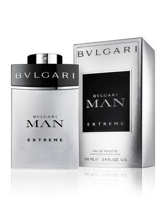 Man Extreme Eau De Toilette, 3.4 fl.oz.
