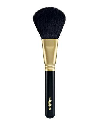 Powder Brush with Natural Bristles