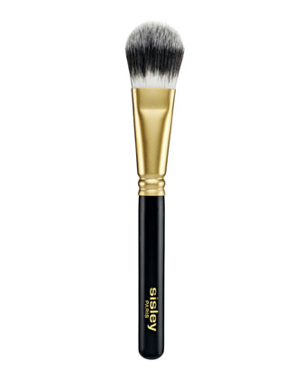 Foundation Brush with Synthetic-Fiber Bristles