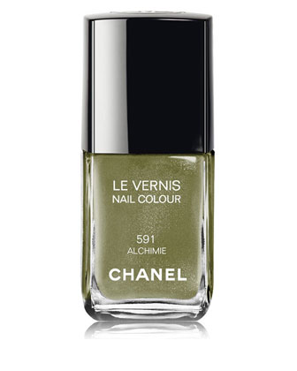 CHANEL LE VERNIS ALCHIMIE Nail Colour