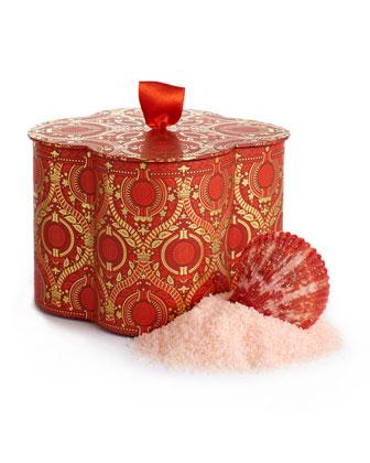 Bitter Orange Bath Salts in Collectible Box