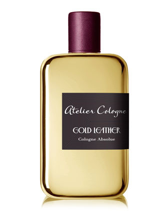 Gold Leather Cologne Absolue