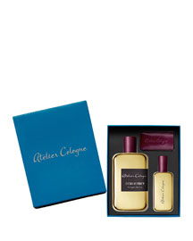 Gold Leather Cologne, 200 mL