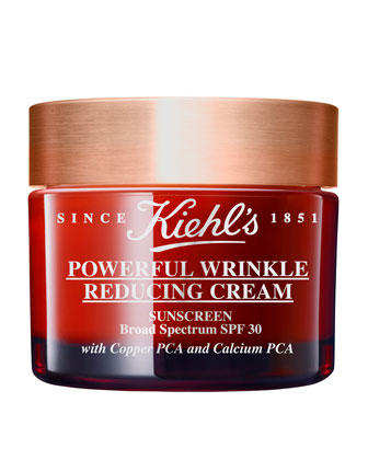 Wrinkle Reducing Cream SPF30, 2.5 oz.