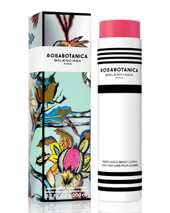 Rosabotanica Body Lotion, 6.7oz
