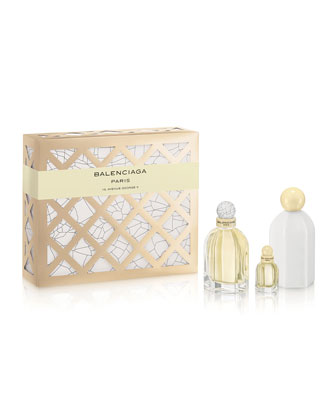 Paris Fragrance Gift Set