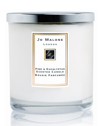 Pine & Eucalyptus Scented Candle