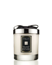 Sweet Almond & Macaroon Scented Candle