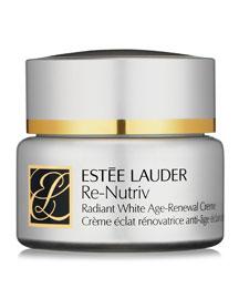 Re-Nutriv Radiant White Age-Renewal Cr??me, 1.7 oz.