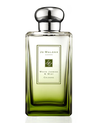 White Jasmine & Mint Cologne, 100ml