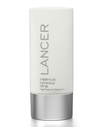 Sheer Fluid Sun Shield SPF 30 Sunscreen, 2 oz.