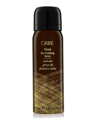 Thick Dry Finishing Hair Spray, Purse Size 2.5 oz
