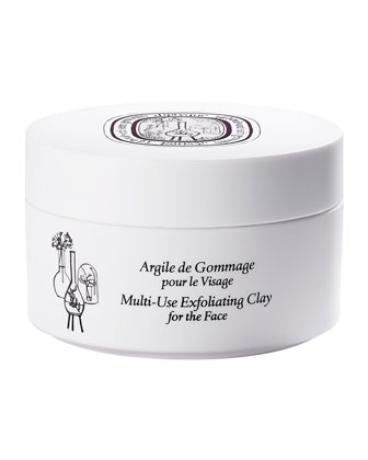 Multi-Use Exfoliating Clay Mask, 4.7 OZ.