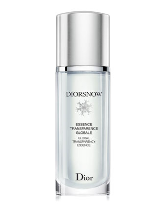 Diorsnow Global Transparency Essence