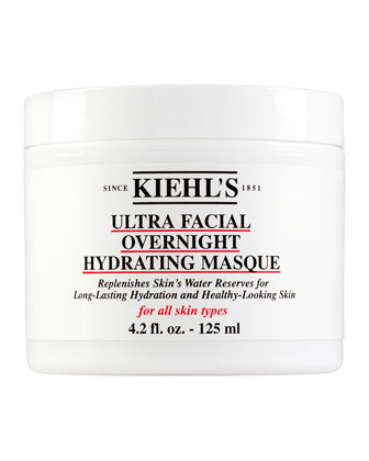 Ultra Facial Overnight Hydrating Masque, 125ml