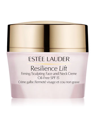 Resilience Lift Firming/Sculpting Face & Neck Creme Oil-Free, 1.7 OZ.