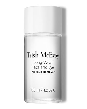 Long-Wear Face & Eye Makeup Remover, 4.2 oz.