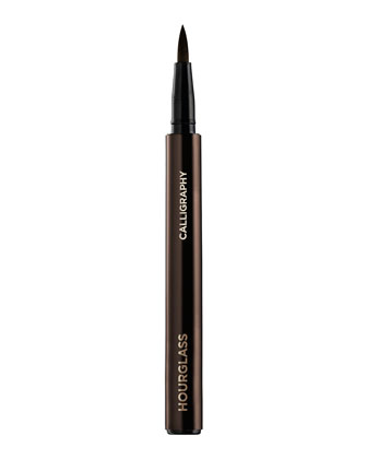 Calligraphy Liquid Eyeliner, Ebony