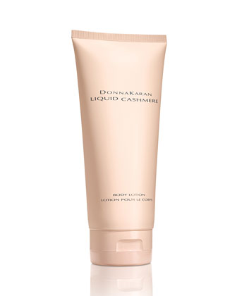 Liquid Cashmere Body Lotion, 5 oz.
