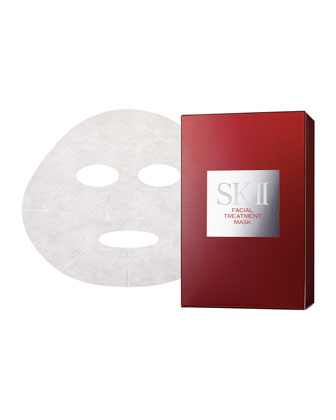 Facial Treatment Mask, 10 Sheets