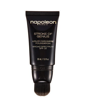 Stroke of Genius Liquid Cashmere Foundation Broad Spectrum SPF 20, 30 mL