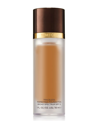 Traceless Perfecting Cream Foundation Broad Spectrum SPF 15, Sienna