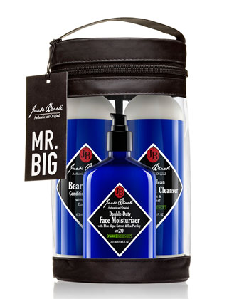 Mr. Big Men's Skin Care Set