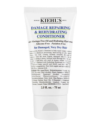 Damage Repairing & Rehydrating Conditioner for Damaged, Very Dry Hair, 2.5 fl. oz.