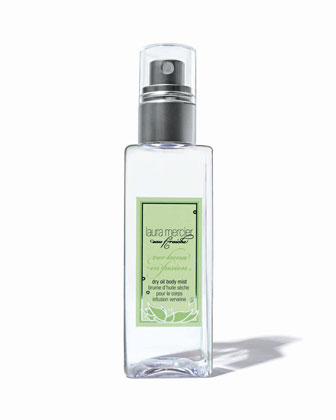 Verbena Infusion Dry Oil Body Mist, 100 mL
