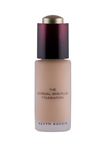 Sensual Skin Fluid Foundation, 20 mL