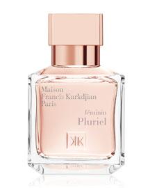 f�minin Pluriel Eau de parfum, 2.4 oz.